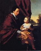 Thomas Middleton of Crowfield and His Daughter Mary